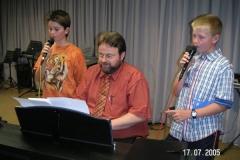 gesang-trio